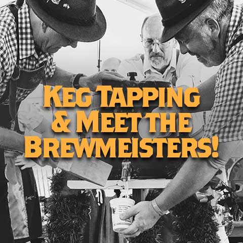 Keg Tap & Meet the Brewmeisters!