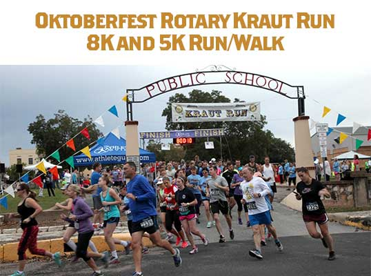 Kraut Run 8k and 5K!